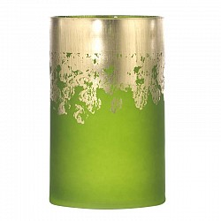 VERDE LIME CILINDRO D 25 H 30 NAIROBI