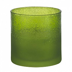 CAND. 200GR ±35ORE D. 10 H. 10 ICE CHRISTMAS VERDE LIME