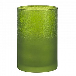 CAND. 250GR ±48ORE D. 10 H. 15 ICE CHRISTMAS VERDE LIME