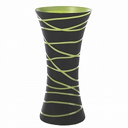 VERDE PRATO VASO PATTY D 18 H 37 SAVANA
